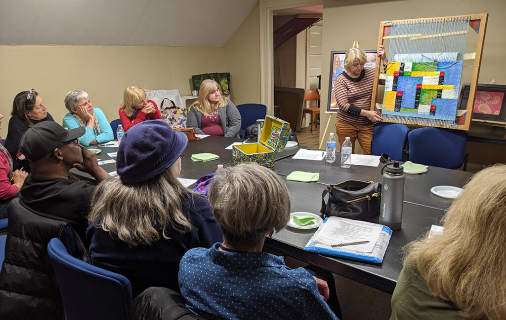 Arts Alliance of Stratford Monthly Meeting