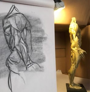 Anatomy and Figure Drawing @ Zoom Videoconferencing