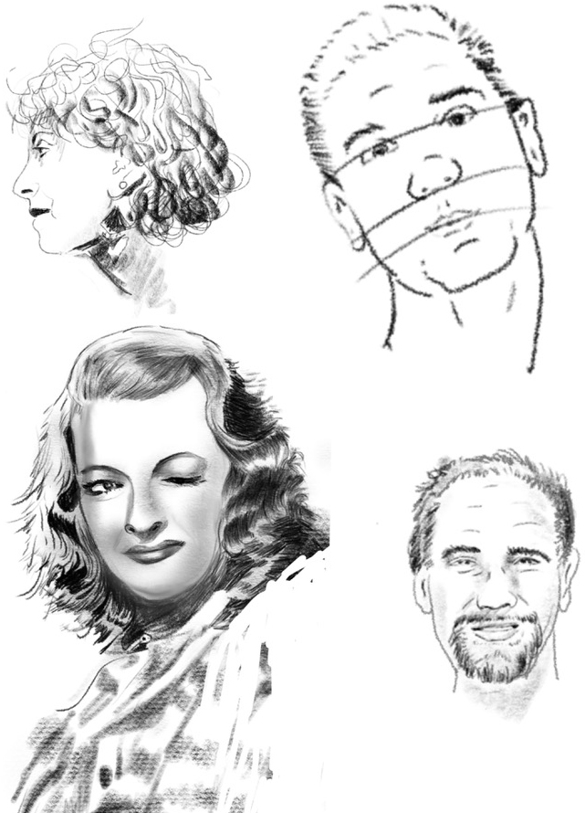 Dynamic Portraits