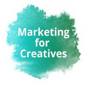 Marketing for Creatives @ Zoom Videoconferencing