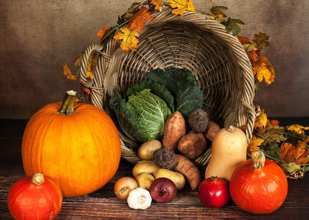 October Arts Meeting challenge: The Harvest